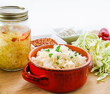 Assorted Gut Fermented Foods