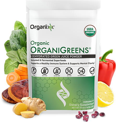 OrganiGreens Activated Green Juice