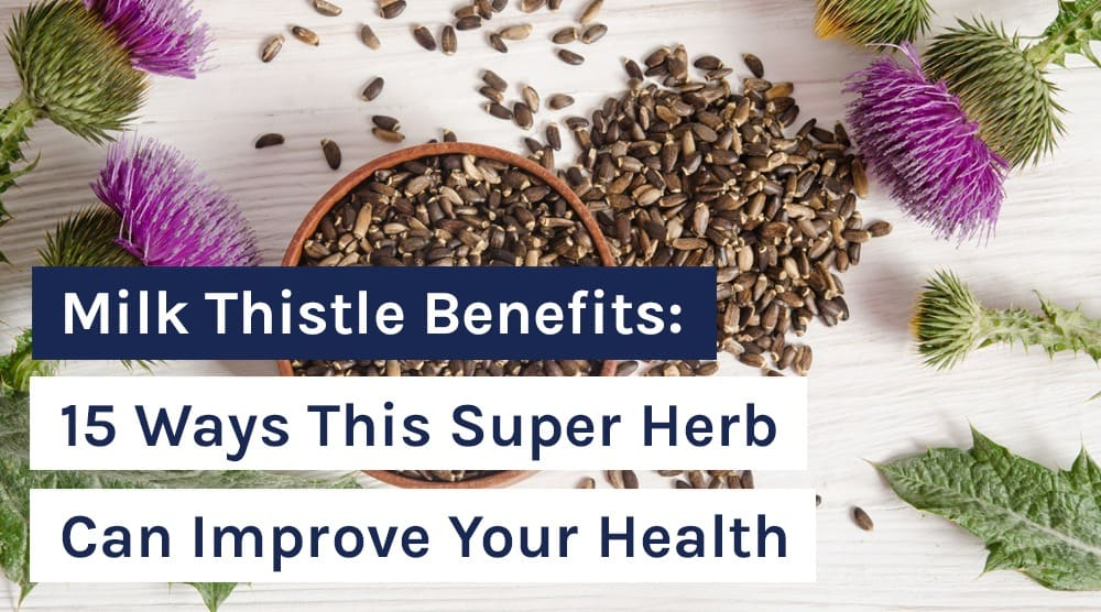 Milk Thistle Benefits_ 15 Ways This Super Herb Can Improve Your Health