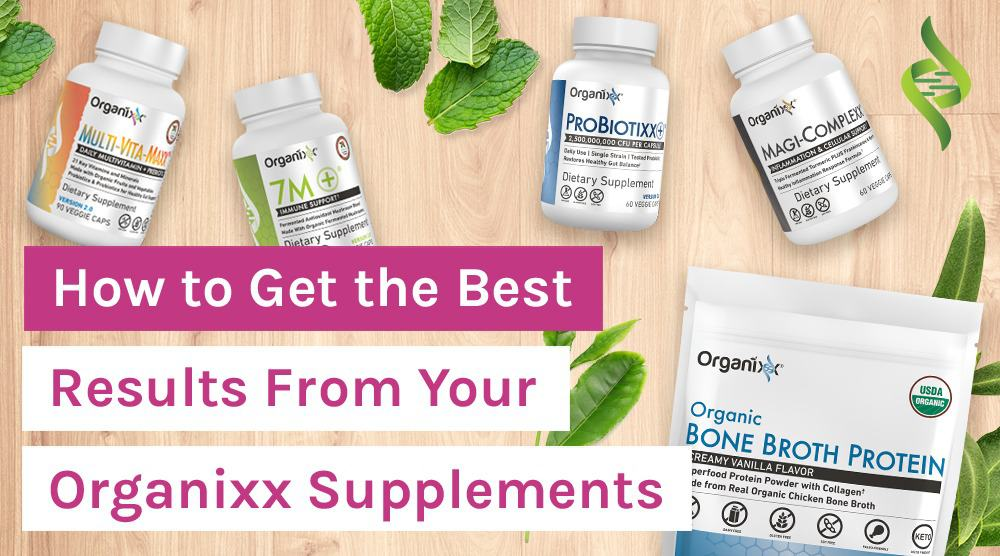 How to get the best results from your supplements