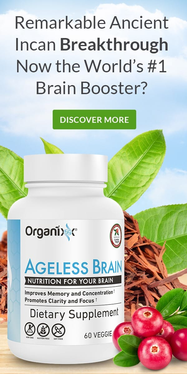 Organixx Ageless Brain