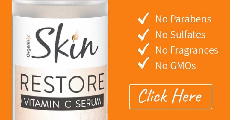 Restore Serum Bottle