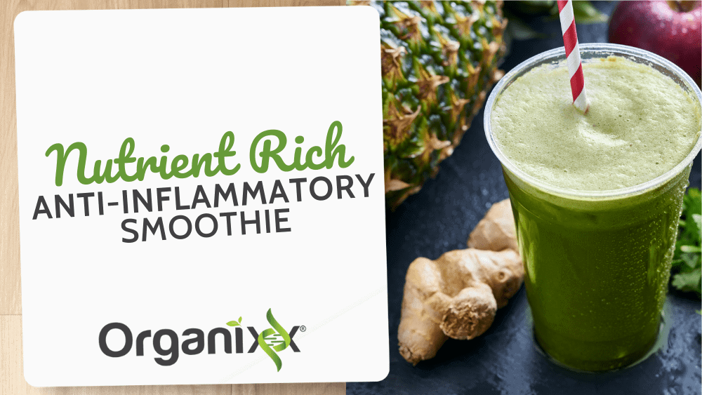 Nutrient-Rich Anti-Inflammatory Smoothie
