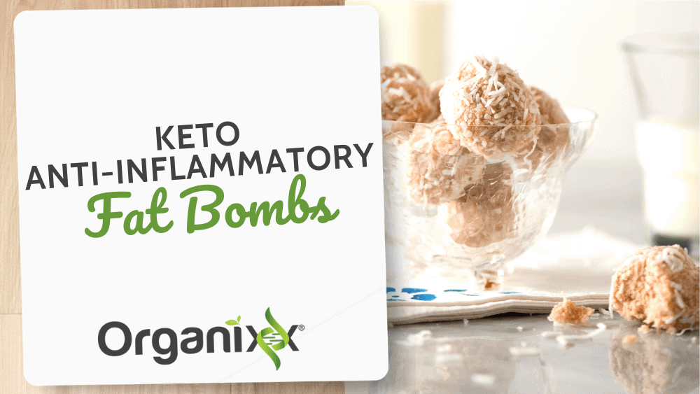 Keto Anti-Inflammatory Fat Bombs