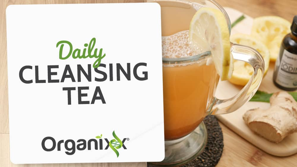 Daily Cleansing Tea