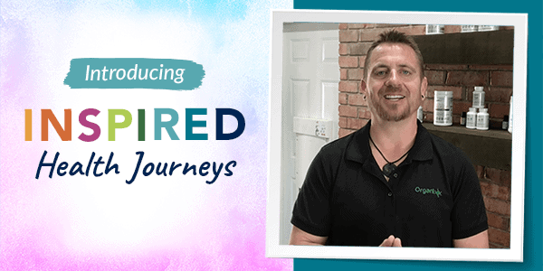 Introducing INSPIRED Health Journeys with Jonathan