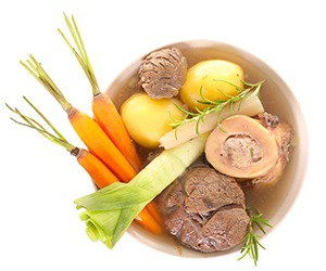 What's in Bones that Makes Bone Broth So Good for You