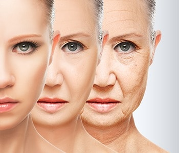Woman's Aging Process